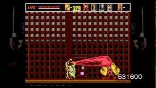 SVC: The Revenge of Shinobi (Xbox Live Arcade) Full Playthrough