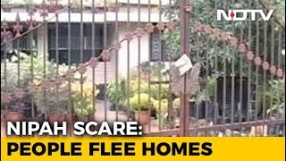 Deserted Hospital, Locked Houses Where Nipah Virus Was Reported In Kerala