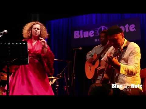 Sarah Jane Morris & Antonio Forcione - All I Want Is You - Live @ Blue Note Milano