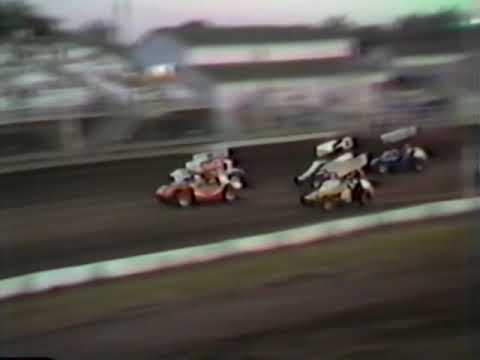 Knoxville Raceway - July 8, 1983 Twin Features