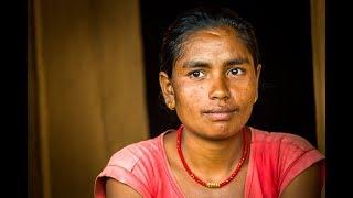 Left behind in Nepal: Sita's story