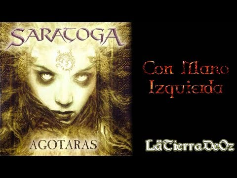 Saratoga - Con Mano Izquierda (Con Letra)