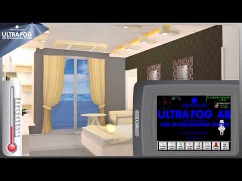Cruise accommodation | ULTRA FOG