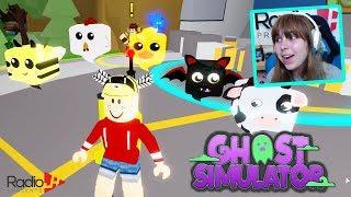 Ghost Sim! Roblox - RadioJH Games