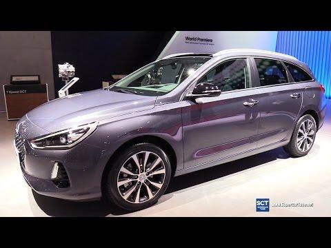 2018 Hyundai I30 Wagon Exterior and Interior Walkaround 2017 Geneva Motor Show