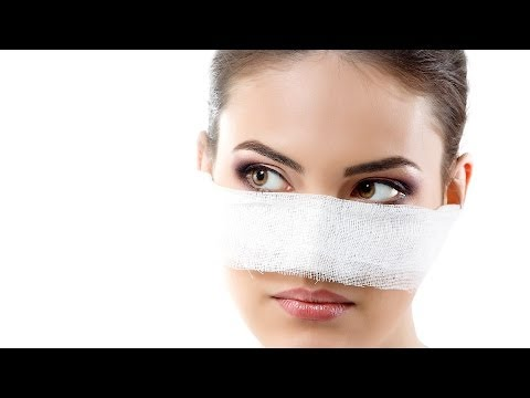Nose Job Recovery Time   Plastic Surgery