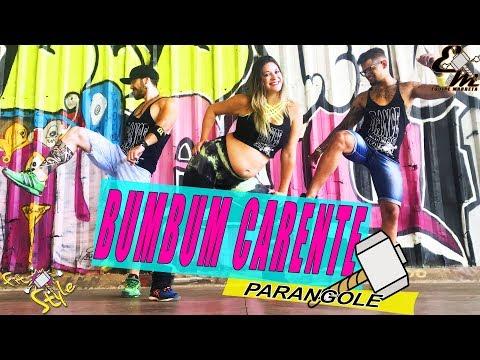 Bumbum Carente (Versão Fitstyle) - Parangolé - Coreografia Equipe Marreta (Verão 2018)