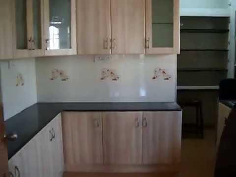 Ramya Modular Kitchen Interiors Mr Guna Porur Youtube