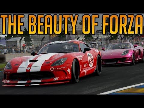 The Beauty of Forza Motorsport 7 thumbnail