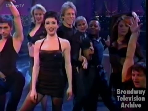 "Bebe Neuwirth & Ann Reinking - ""All That Jazz"" - CHICAGO (Letterman 02-Jan-1997)"