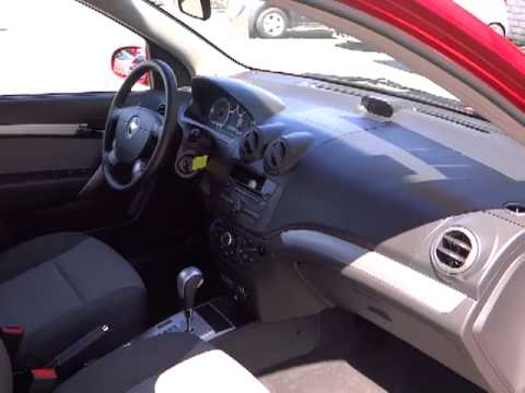 2011 Chevrolet Aveo   Aveo5 LT Hatchback Sedan 4D Los Angeles Van Nuys  Burbank North Ridge