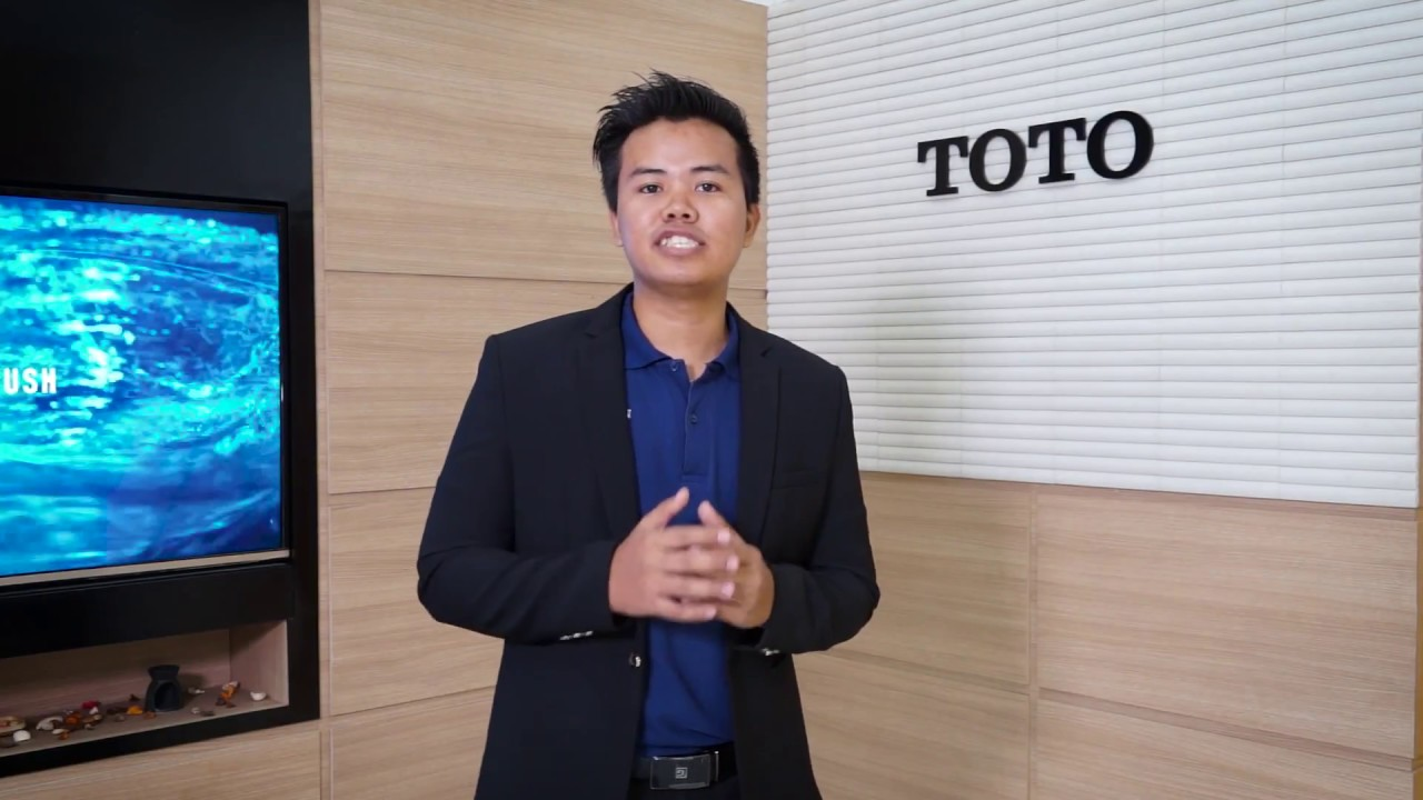In Myanmar] Introductory Tour of TOTO Showroom in Myanmar, Yangon ...