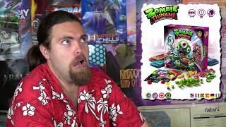 Zombie Tsunami - Board Game Review