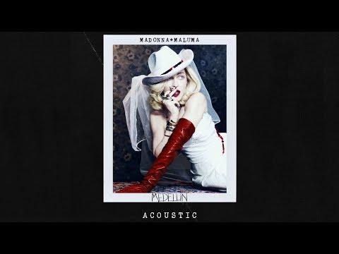 Madonna & Maluma - Medellín (Acoustic)