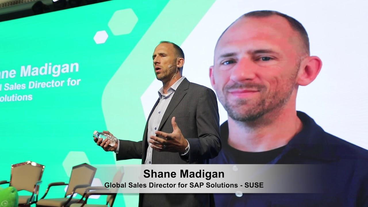SUSE GSI Partner Forum 2019 Highlights, Bengaluru, India Promo Video