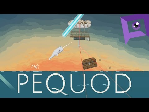 Pequod - LASER SHOOTING NARWHAL WHALE!