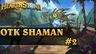 CUBELOCK TIER GOD DECKIEM?? - OTK SHAMAN #2 - Hearthstone Decks std