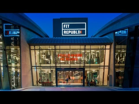 Welcome to FitRepublik