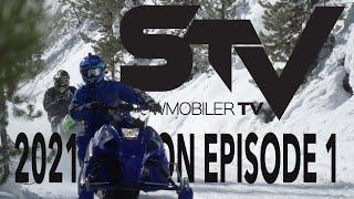 Snowmobiler TV 2021 - Episode 1