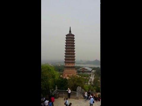 Tượng Phật Di Lặc bằng đồng lớn nhất Châu Á