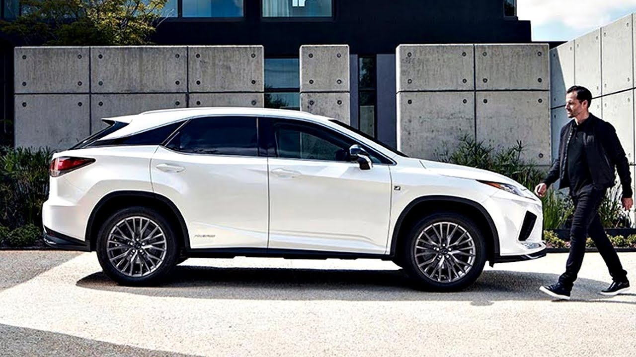 Lexus RX 350 F Sport (2020) and RX 350L (Full Review) Everything you need to know.