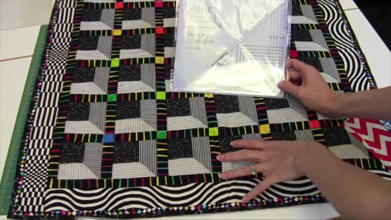 Attic Window Quilt Blocks with No Y Seams - YouTube : free attic window quilt pattern - Adamdwight.com