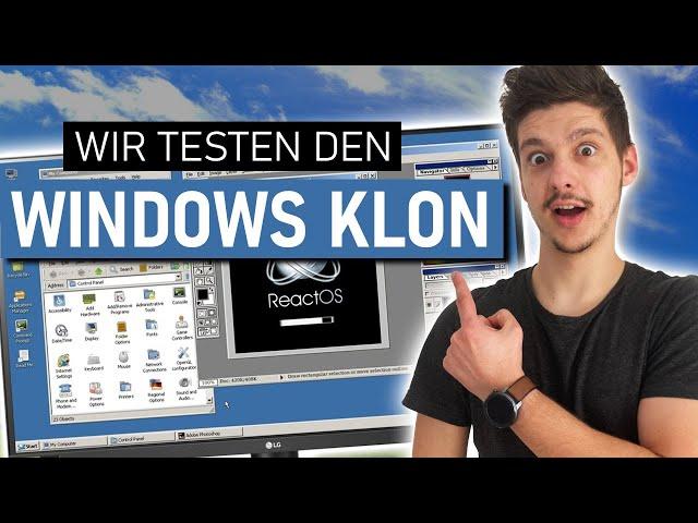 ReactOS: Wir testen den Windows Klon.