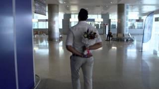 Hereniging Romy en Ala | Grenzeloos verliefd