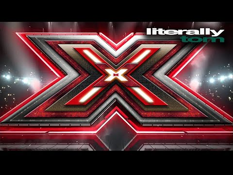 The X Factor (UK) Intro/Theme/Titles Series 1 (2004) HD