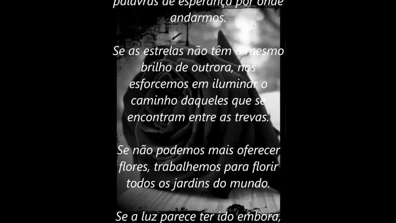 Mensagem Luto Luciana Machado