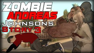 БОЛЬНОЙ БЕСПРЕДЕЛ!!! (Zombie Andreas Johnsons Story DLC #3)