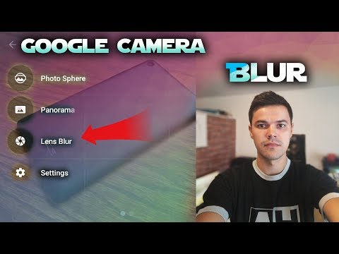 Get Perfect Blur Effect With Google Camera (Google Pixel 2) APK