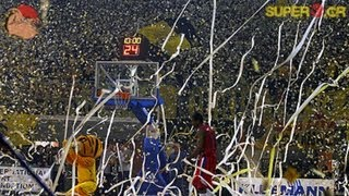 ARIS vs CSKA Moscow || Euroleague 2006/2007 || Super3 archive || no.26 | SUPER3 Official