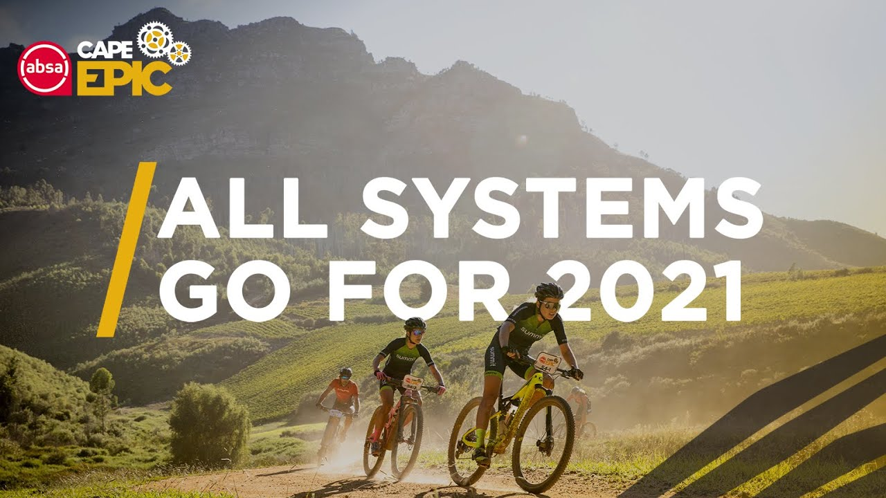 Download All systems go for the 2021 Absa Cape Epic