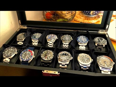7 Types Of Watch Collectors - Rolex, Omega, Seiko Etc.