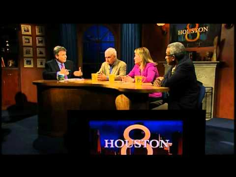 """The Census Numbers, What Do They Mean For Us?"" on HOUSTON 8"