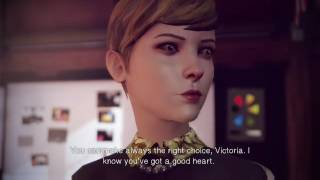 Life is Strange Episode 5: Jefferson gets whats coming to him