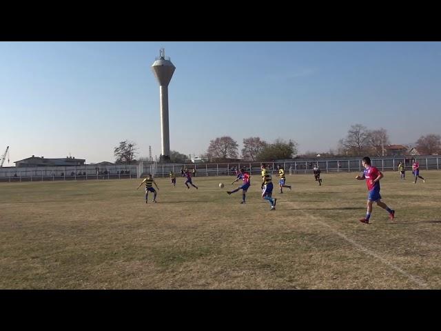 You Sofia Tv: Футбол Надежда (Доброславци) II - Левски (Чепинци) 1:4