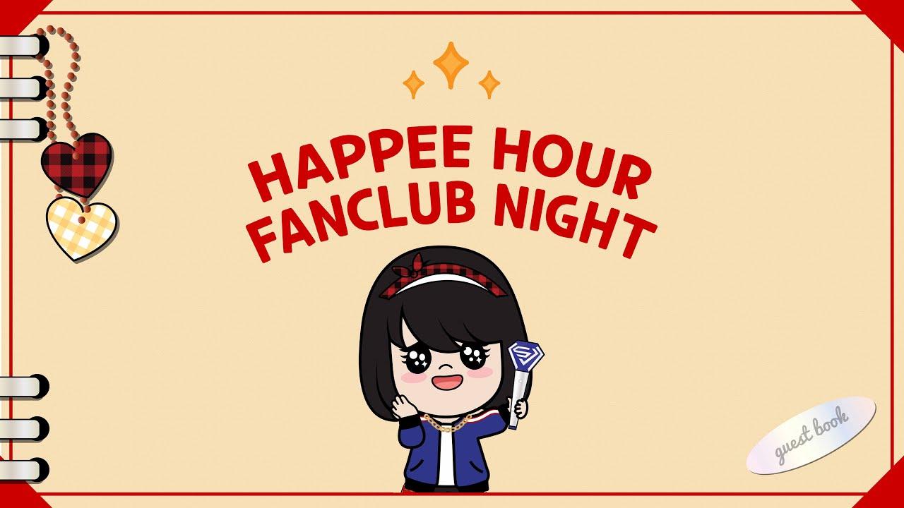 HAPPEE HOUR FANCLUB NIGHT with Super Junior ELF (Fangirl TITA stories + Laugh of Legends!)
