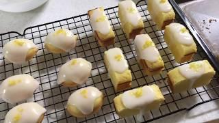 ?레몬케이크 만들기(홈베이킹)