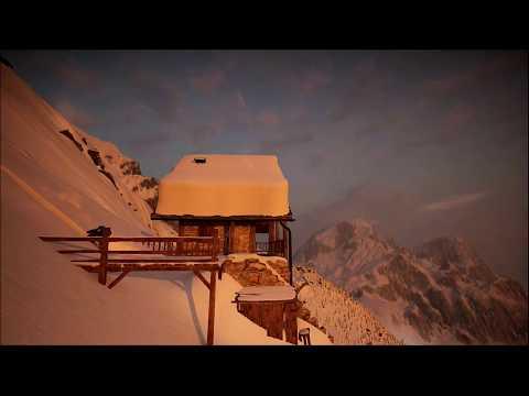 Snowboarding Adrenaline Rush