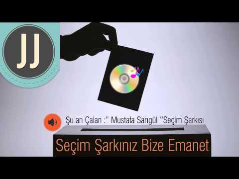 Seçim Sarkıları - Mustafa Sarıgül - CHP Istanbul