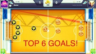 Soccer Stars - How to score Golacos!