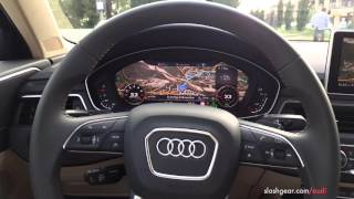 2017 Audi A4 first drive extensive video(2017 Audi A4 first drive in Venice, Italy., 2015-09-23T15:37:47.000Z)