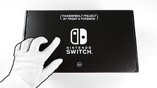 Unboxing NINTENDO SWITCH Expensive Pokémon Console... [Ultra Rare]