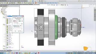 Виды визуализации для токарно фрезерной операции SolidCAM. Visualization Types for SolidCAM