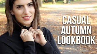Casual Autumn Lookbook | Lily Pebbles