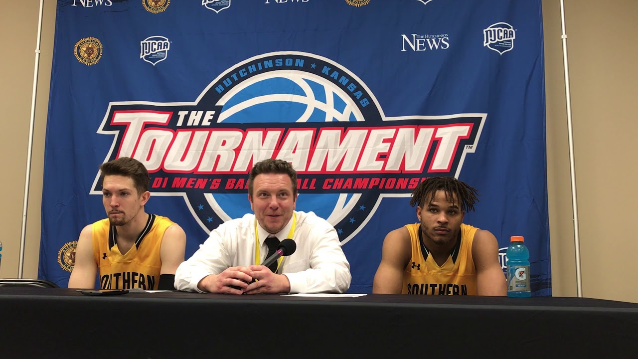 CSI vs Northwest Florida Press Conference - 3/22/2018