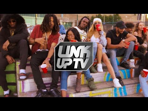 Joash x Malachi Amour x Brandz - Kush & Juice [Music Video] Link Up TV