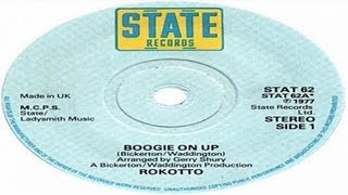 Rokotto - Boogie On Up
